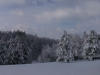 Panorama - Looking West - Sky Clearing - 3