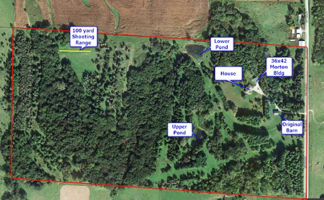 hunting land for sale quad cities
