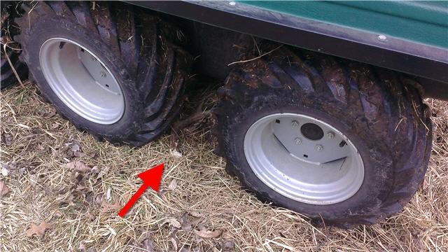 antler between recreative industries max iv tires